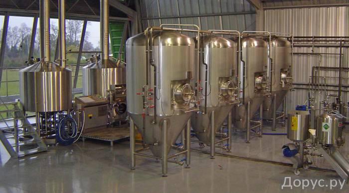 Линии для производства пива - Промышленное оборудование - Производим линии по производству пива.От 2..., фото 1