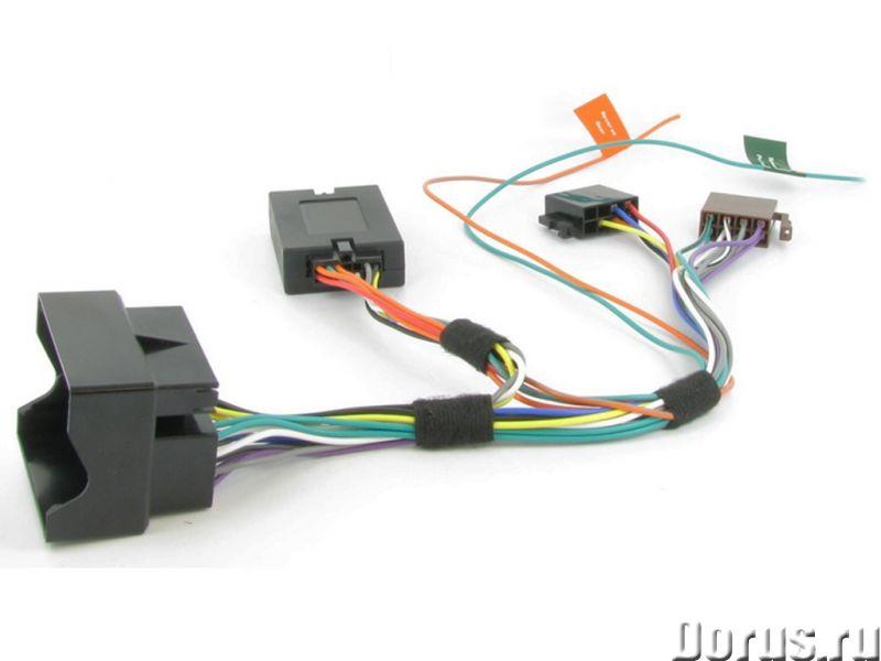 Connects2 adapter CTSCT003.2 /CTSPG007.2 - Запчасти и аксессуары - АДАПТЕРЫ С ШЫНОЙ can-bus от ПРОИЗ..., фото 1