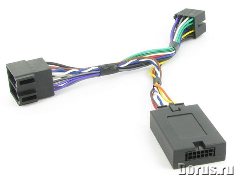 Connects2 adapter CTSCT003.2 /CTSPG007.2 - Запчасти и аксессуары - АДАПТЕРЫ С ШЫНОЙ can-bus от ПРОИЗ..., фото 3