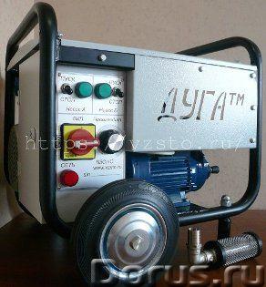 Жидкая резина оборудование ДУГАтм И3/220 от производителя со стажем - Промышленное оборудование - Но..., фото 3