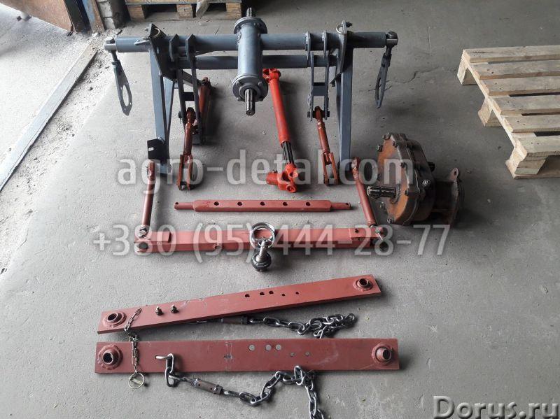 Навеска задняя трактора Т 16 с редуктором ВОМ и карданной передачей Т16.56.001-01 - Запчасти и аксес..., фото 1