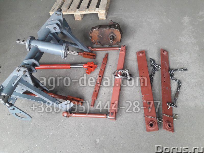 Навеска задняя трактора Т 16 с редуктором ВОМ и карданной передачей Т16.56.001-01 - Запчасти и аксес..., фото 2