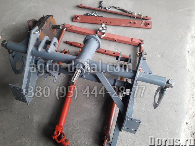 Навеска задняя трактора Т 16 с редуктором ВОМ и карданной передачей Т16.56.001-01 - Запчасти и аксес..., фото 3