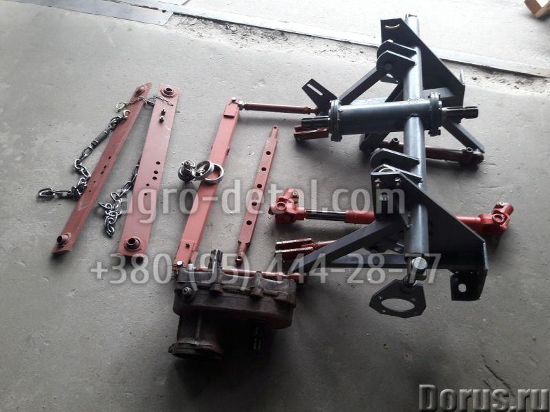Навеска задняя трактора Т 16 с редуктором ВОМ и карданной передачей Т16.56.001-01 - Запчасти и аксес..., фото 4