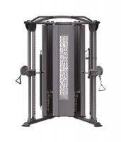 Силовой тренажер для фитнес клубов –спортзалов Aerofit Аерофит IT9330 - Двойная регулируемая тяга -..., фото 1