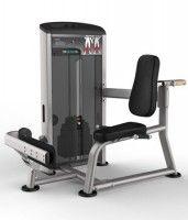 Силовой тренажер для фитнес клубов –спортзалов Aerofit Аерофит IE9516 - Икроножные сидя - Спорт това..., фото 1