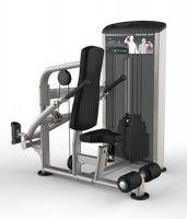 Силовой тренажер для фитнес клубов –спортзалов Aerofit Аерофит IE9517 - Трицепс, отжимание сидя - Сп..., фото 1