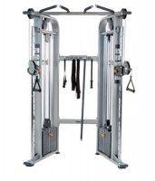 Силовой тренажер для фитнес клубов –спортзалов Aerofit Аерофит NL12 Двойная регулируемая тяга - Спор..., фото 1
