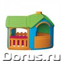 """Детский пластиковый домик """"Вилла с пристройкой"""" Marian Plast - Детские товары - Возраст от 2 лет. Ве..., фото 1"""