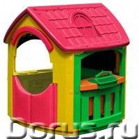 """Детский пластиковый домик """"Мастерская"""" Marian Plast - Детские товары - Возраст от 2-х лет. Этот гост..., фото 1"""