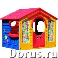 """Детский пластиковый домик """"Коттедж"""" Marian Plast - Детские товары - Красивый детский домик от компан..., фото 1"""