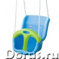 Детские пластиковые качели подвесные Marian Plast - Детские товары - Подвесные качели для активных и..., фото 1