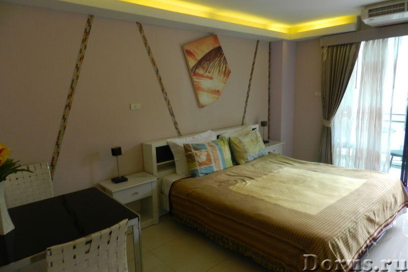 Аренда квартир у моря в Паттайе - Таиланд - Недвижимость за рубежом - Предлагаю в аренду квартиры у..., фото 1