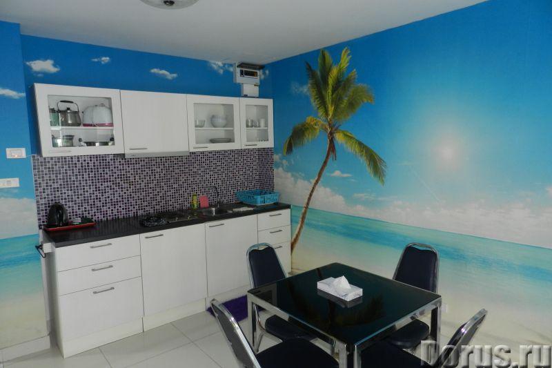 Аренда квартир у моря в Паттайе - Таиланд - Недвижимость за рубежом - Предлагаю в аренду квартиры у..., фото 3