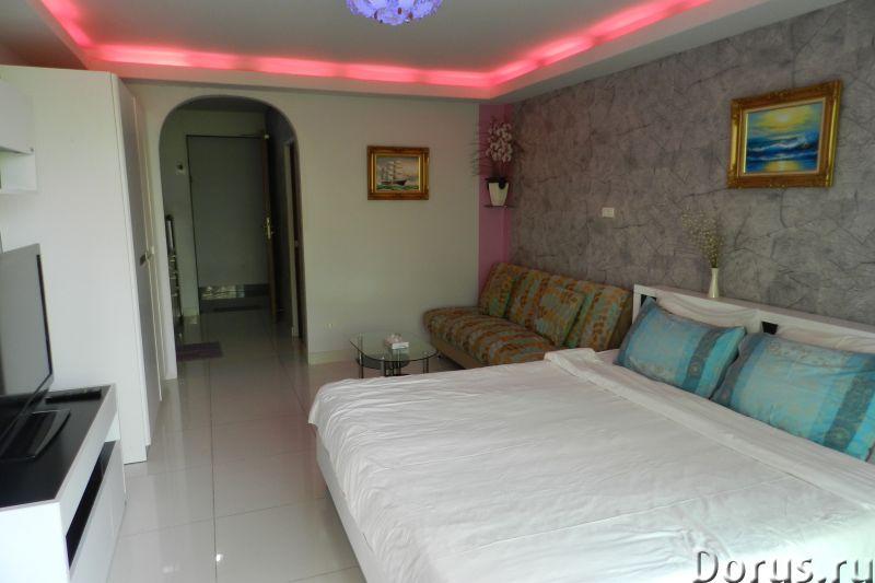 Аренда квартир у моря в Паттайе - Таиланд - Недвижимость за рубежом - Предлагаю в аренду квартиры у..., фото 6