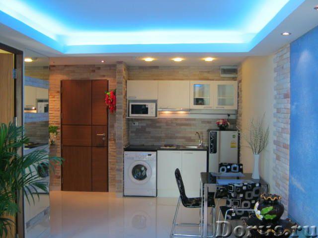 Аренда квартир у моря в Паттайе - Таиланд - Недвижимость за рубежом - Предлагаю в аренду квартиры у..., фото 7