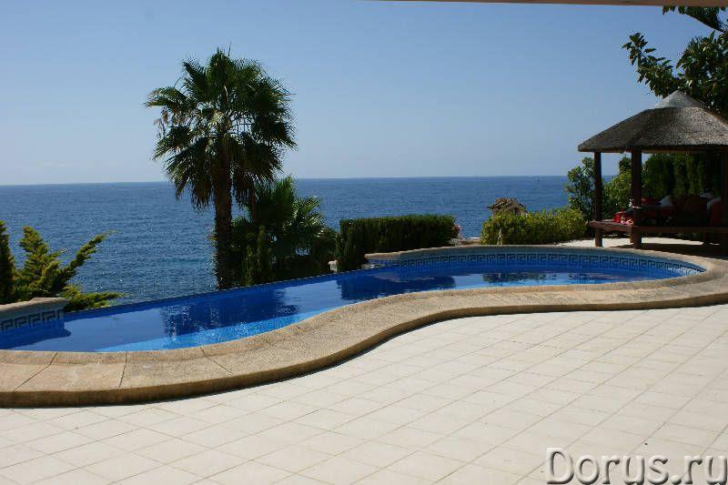Испания. Вилла у самого моря на побережье Коста Бланка - Недвижимость за рубежом - Великолепная вилл..., фото 1