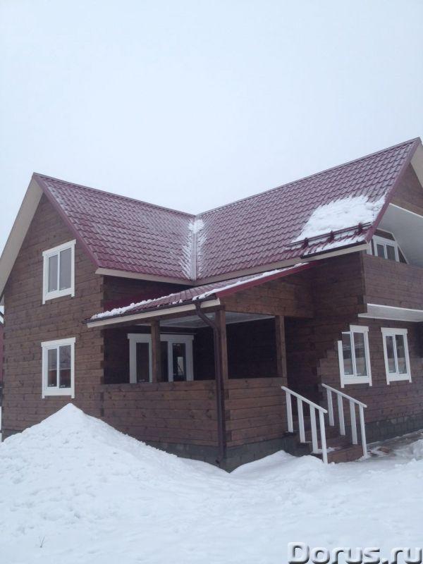 Новый дом для ПМЖ со всеми коммуникациями - Дома, коттеджи и дачи - Новый дом для ПМЖ со всеми комму..., фото 2
