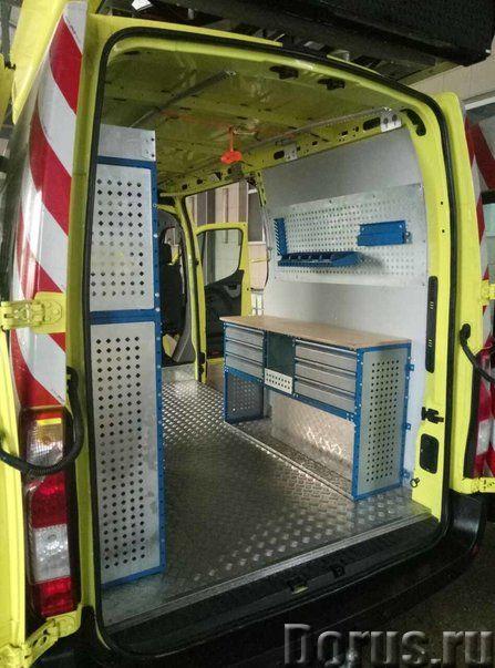 Оборудование для оснащения автомобилей сервисной службы - Запчасти и аксессуары - Оборудование для о..., фото 6
