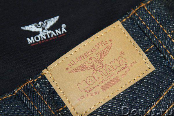 Джинсы Montana (Монтана) оптом - Одежда и обувь - Оптовые продажи джинсовых изделий легендарной Торг..., фото 2
