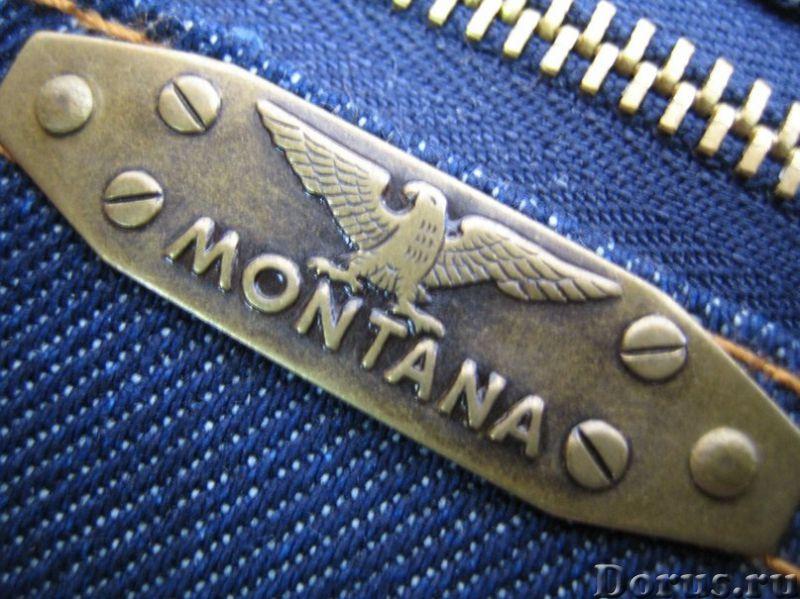 Джинсы Montana (Монтана) оптом - Одежда и обувь - Оптовые продажи джинсовых изделий легендарной Торг..., фото 3