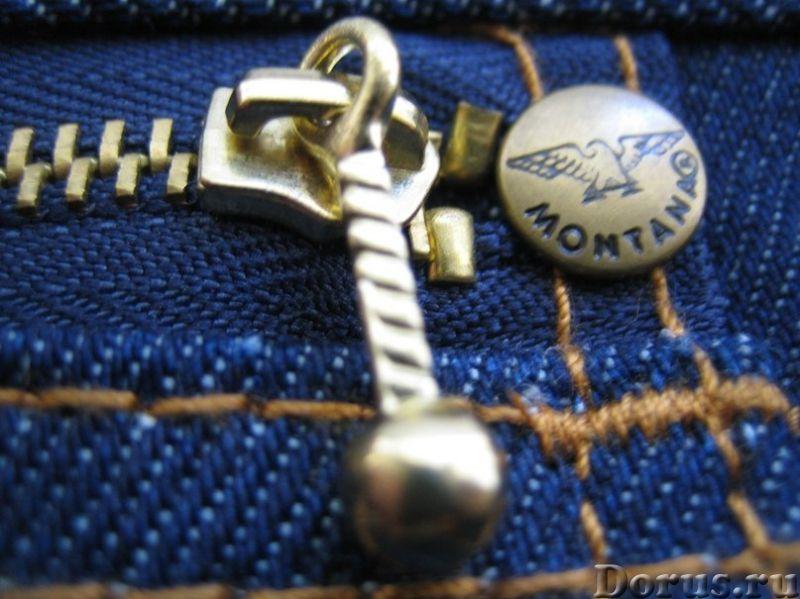 Джинсы Montana (Монтана) оптом - Одежда и обувь - Оптовые продажи джинсовых изделий легендарной Торг..., фото 4