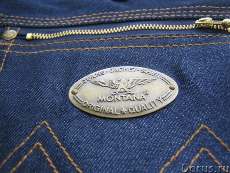 Джинсы Montana (Монтана) оптом - Одежда и обувь - Оптовые продажи джинсовых изделий легендарной Торг..., фото 5